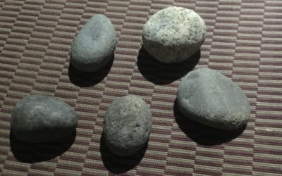 King David and the Five Smooth Stones